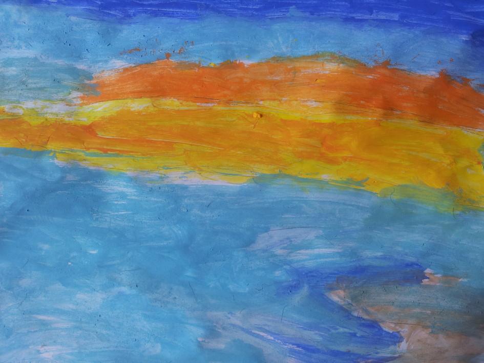 Ewans soundcloud painting