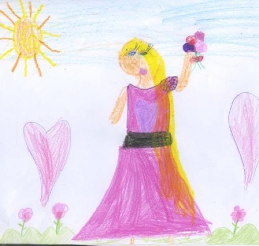 Caitriona's Rascailin's Drawing
