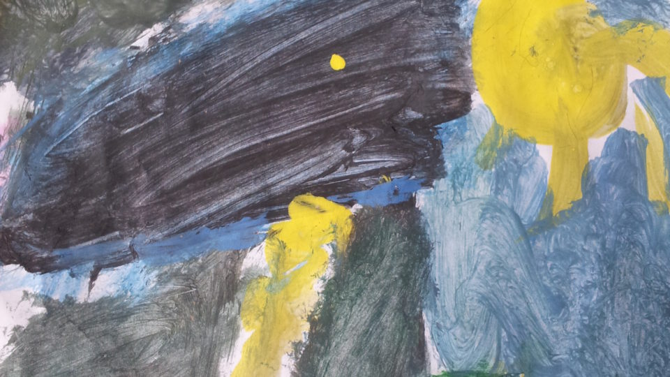 Ciana's drawing