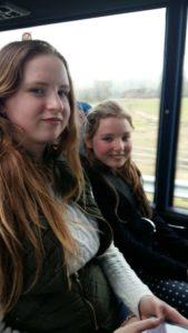 Katie & Laoise