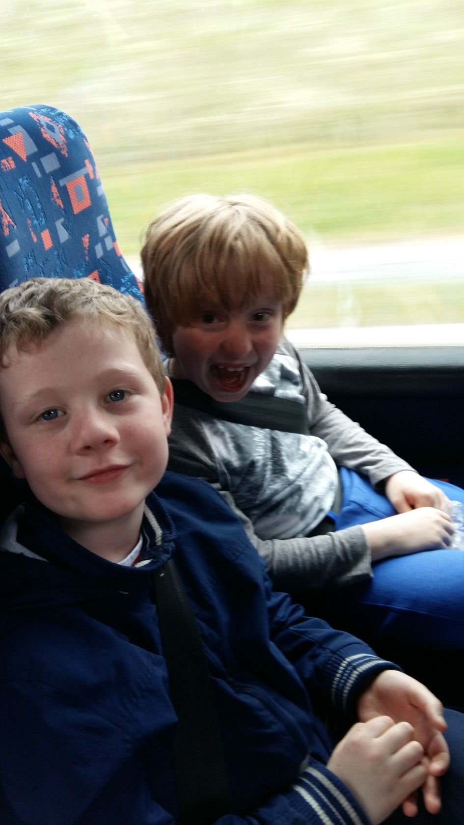 Shane & Liam
