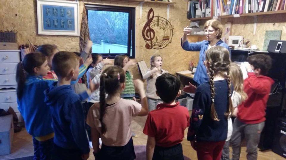 Esker Music - Choir