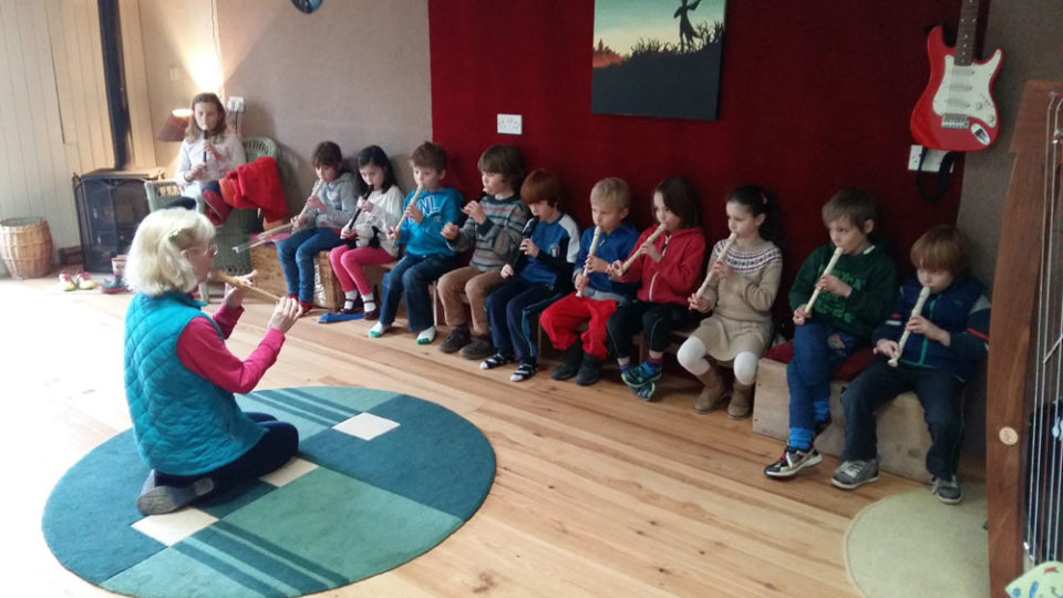 Esker Music - Instrumental Classes